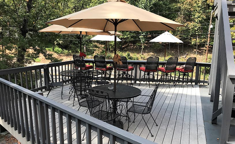 Bella Paradiso Condominiums New Deck Furniture